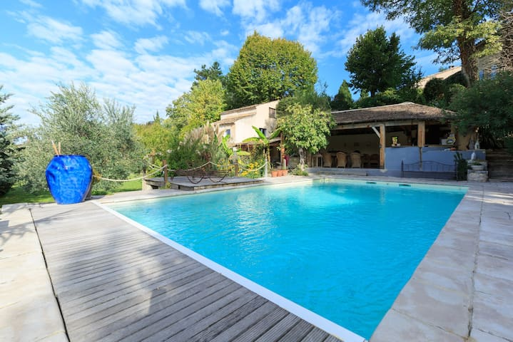 charming house in provence - Mirabel-aux-Baronnies - Hus