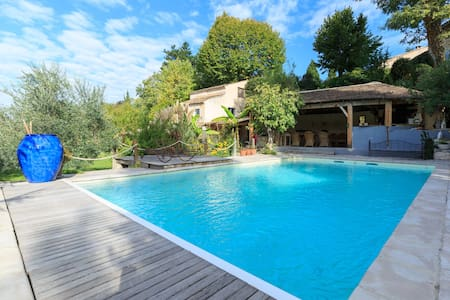 charming house in provence - Mirabel-aux-Baronnies - Rumah