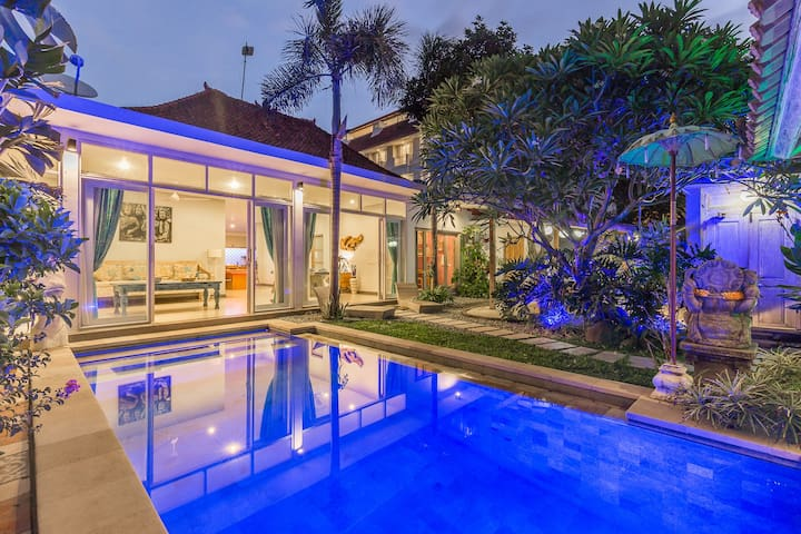 Exclusive Villa Maloa with 3 bedrooms and a pool