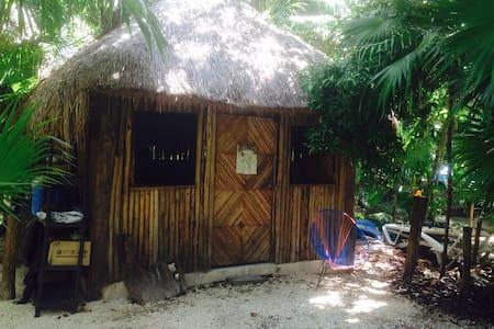 Turquesa Tulum Rustic Cabana - Tulum - Blockhütte
