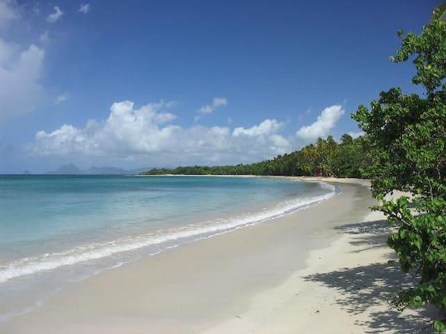 Résidence à 5 minutes  à pied  de la plage - Sainte-Anne - Apartament