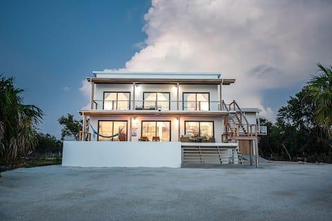New!  Private Eco Friendly Villa at Secret Beach!