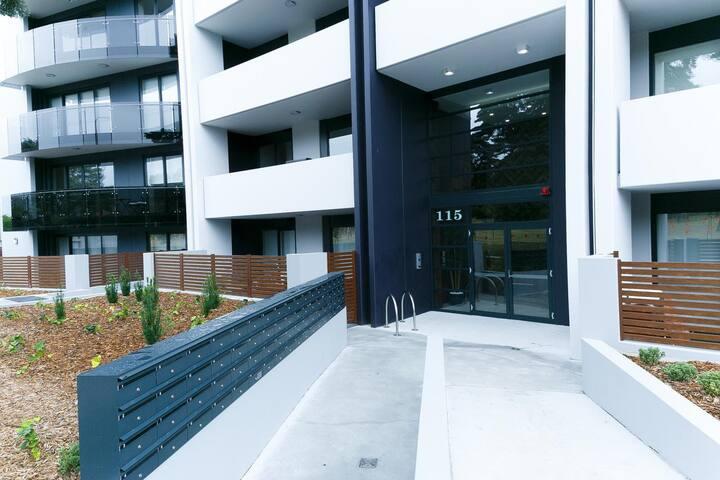 Indigo - 2 bedroom luxury  apartment
