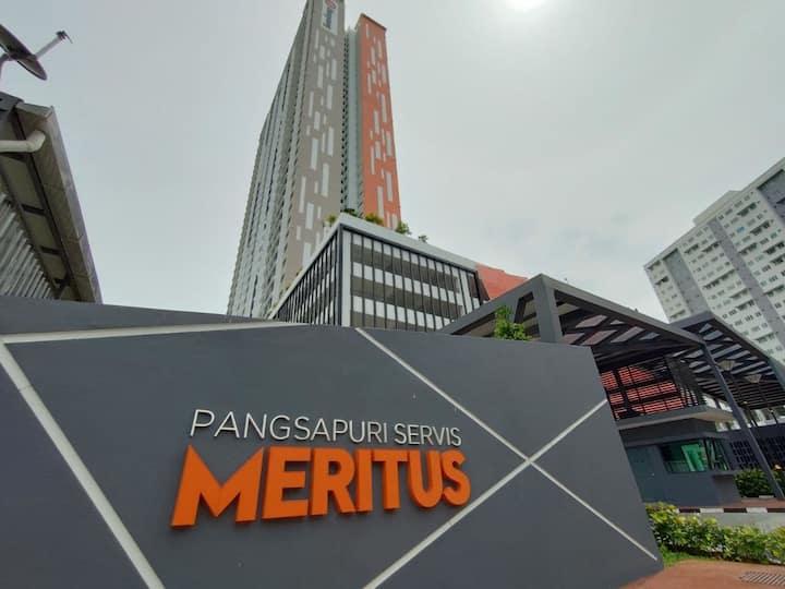 ★NEW!! Meritus 4BR Windy (Weekly Promo) Getaway