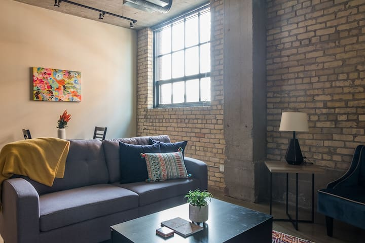 Attractive 1BR Apt in North Loop