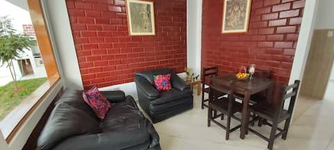Acogedor Bungalow & Piscina en condominio