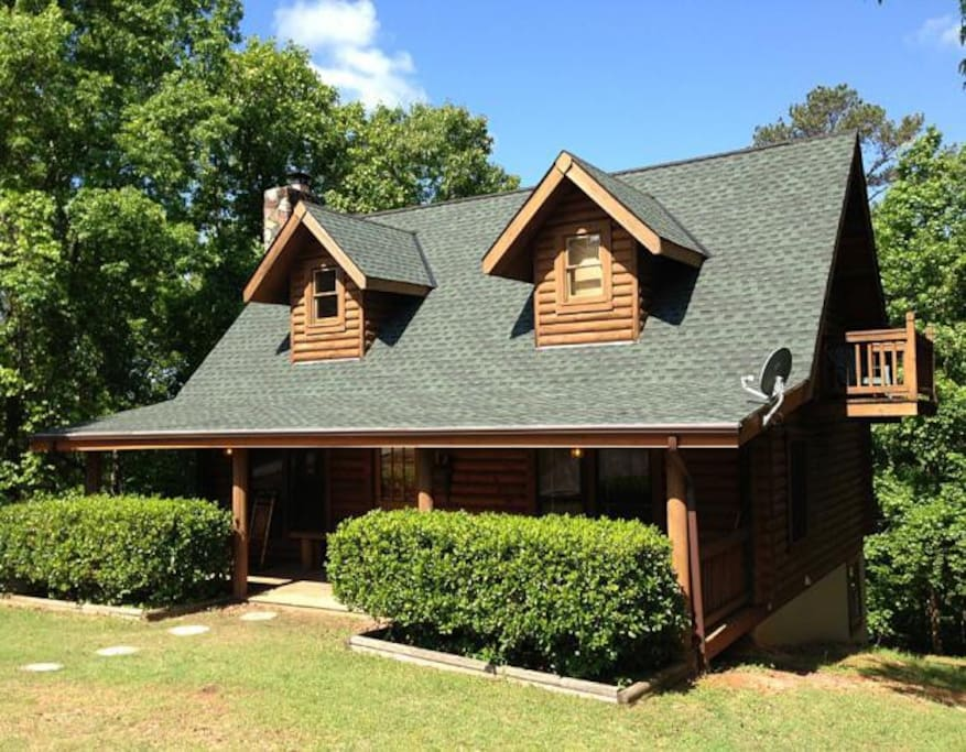 Cabins For Rent In Pine Mountain, Georgia