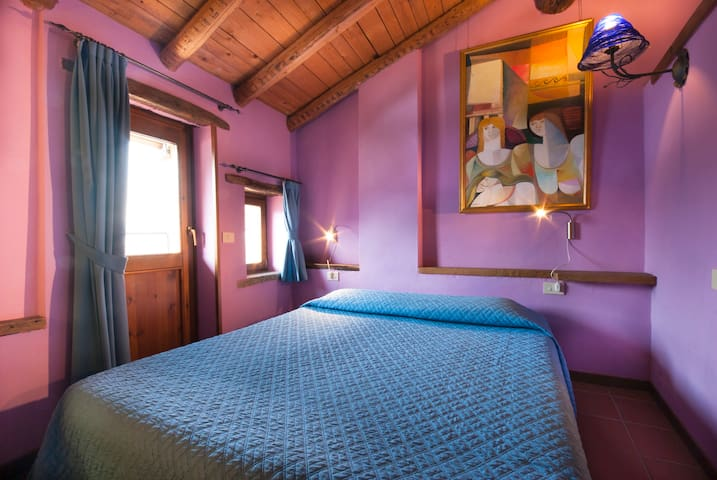 Al-Marnich Holiday Farm - Como Lake - Schignano - Bed & Breakfast