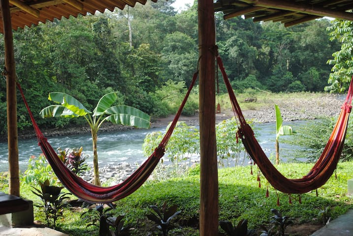Jungle Riverside Hostel - Sarapiqui - Loft