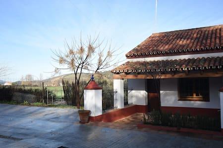 Esencia de la Vega 2. Casa Rural - Cazalla de la Sierra