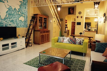 Unique heritage homestay Georgetown Penang/room 5