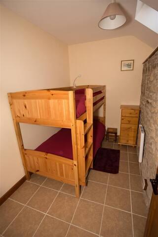 Bedroom Two - Bunk Beds