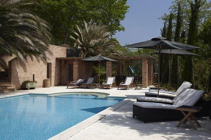 Villa Barcarelli - 110665 - Palaia - Villa
