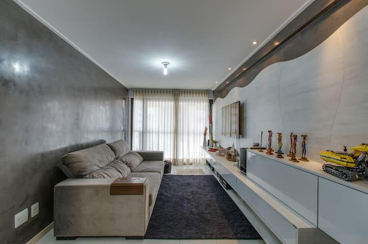 Apartamento Familiar Maravilhoso - Maceió - Apartamento