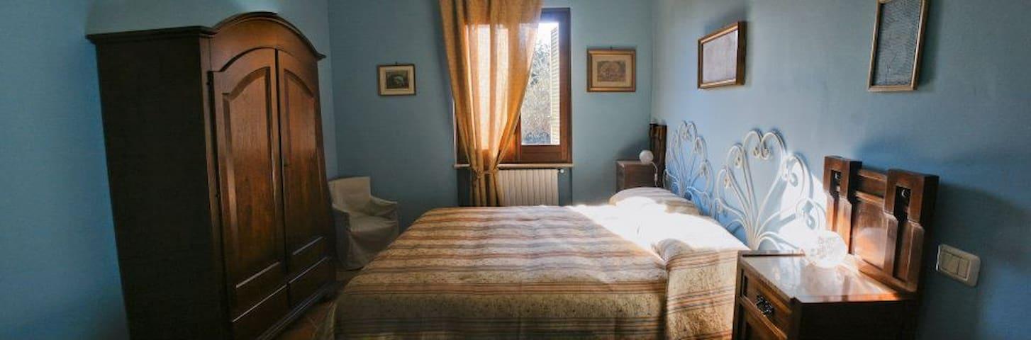 Country house immersa nel verde. - San Potito Sannitico