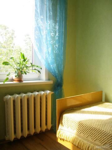 Отдельная комната для 1-2 гостей - Naberezhnye Chelny - Apartament
