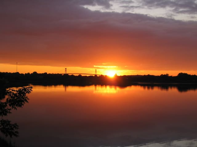 2BR Waterfront on Blue Bell Cove - Portsmouth - Dům