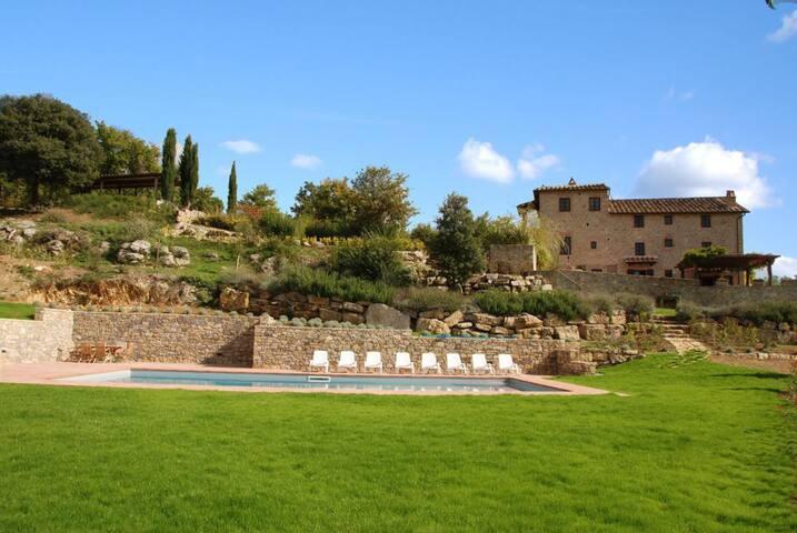 Il Colombaio - 111203 - Gaiole in Chianti - Villa