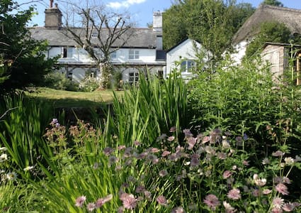 A magical garden room on Dartmoor - Widecombe in the Moor - Bed & Breakfast
