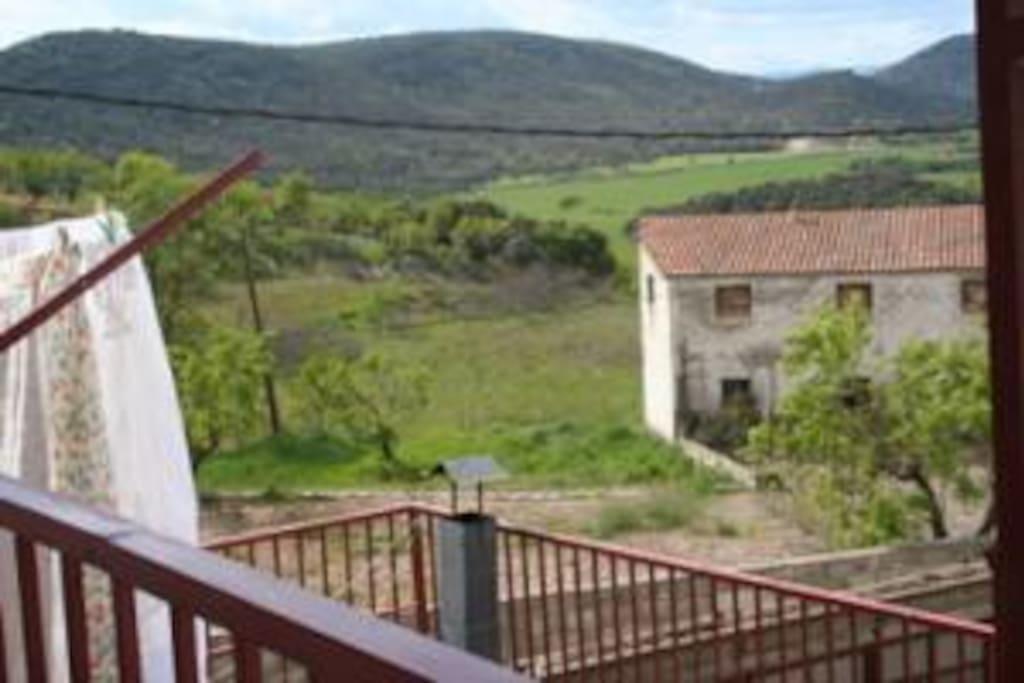 Casa en pre pirineo de huesca houses for rent in la for Casa mansion puebla