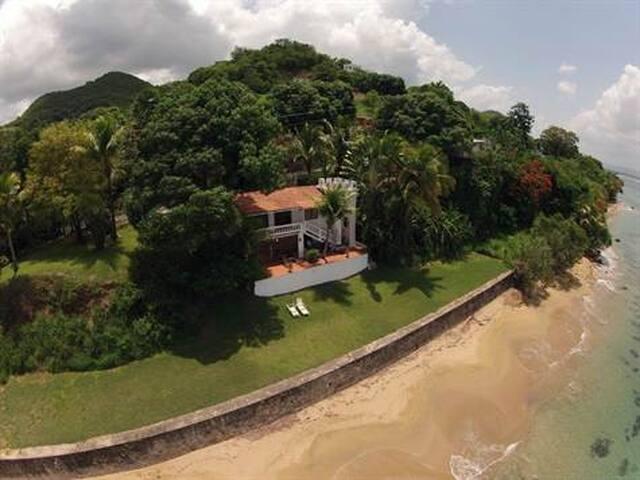 Ocean Front Villa Suite/ Casa Sack - Rincón - Villa