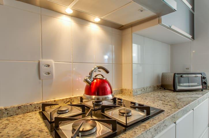 Wonderful Family Apartment - Maceió - Appartamento