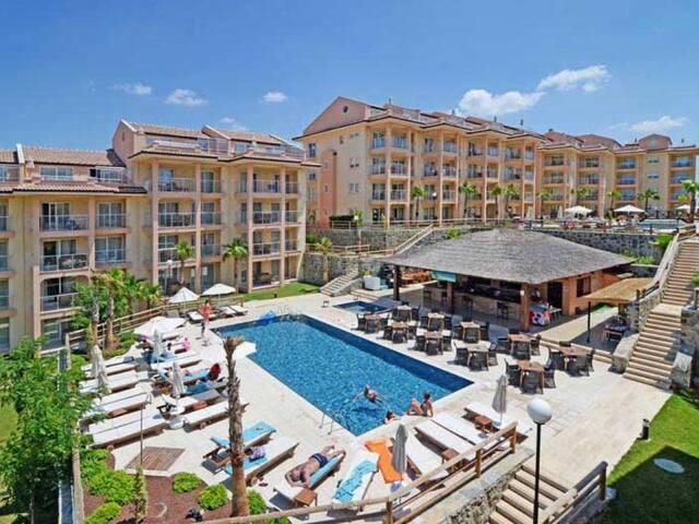 Kusadası Golf&Spa Resort 3 Bedroom - Ağaçlı Köyü - Pis
