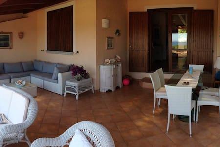 sardegna villa stupenda vista mare  - Conca Verde di Santa Teresa di Gallura  - Villa