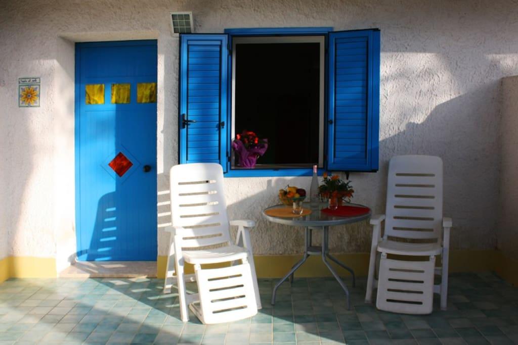 veranda privata
