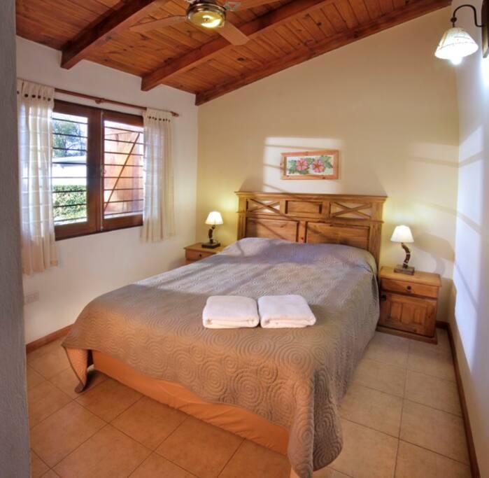 Dormitorio Principal con aire acondicionado