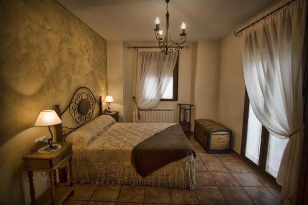 Dormitorio La Fragua