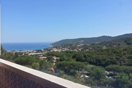 sunny apartment in Elba - Isola d'Elba, Comune di Marciana, frazione di Procchio - 公寓