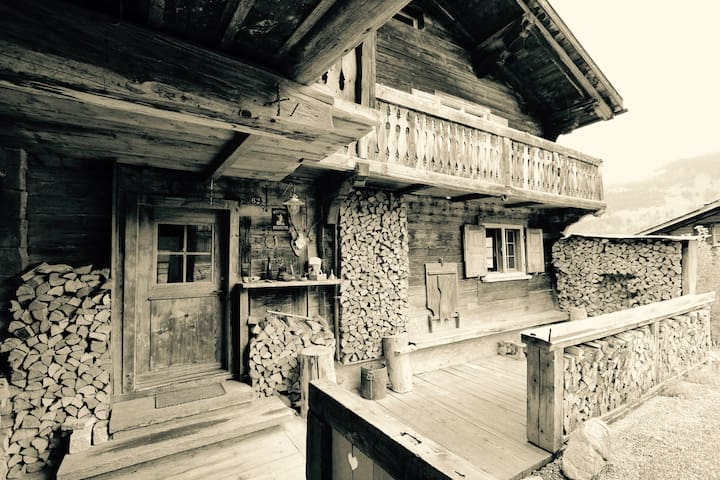 250-jähriges Walserhaus mit viel Charme