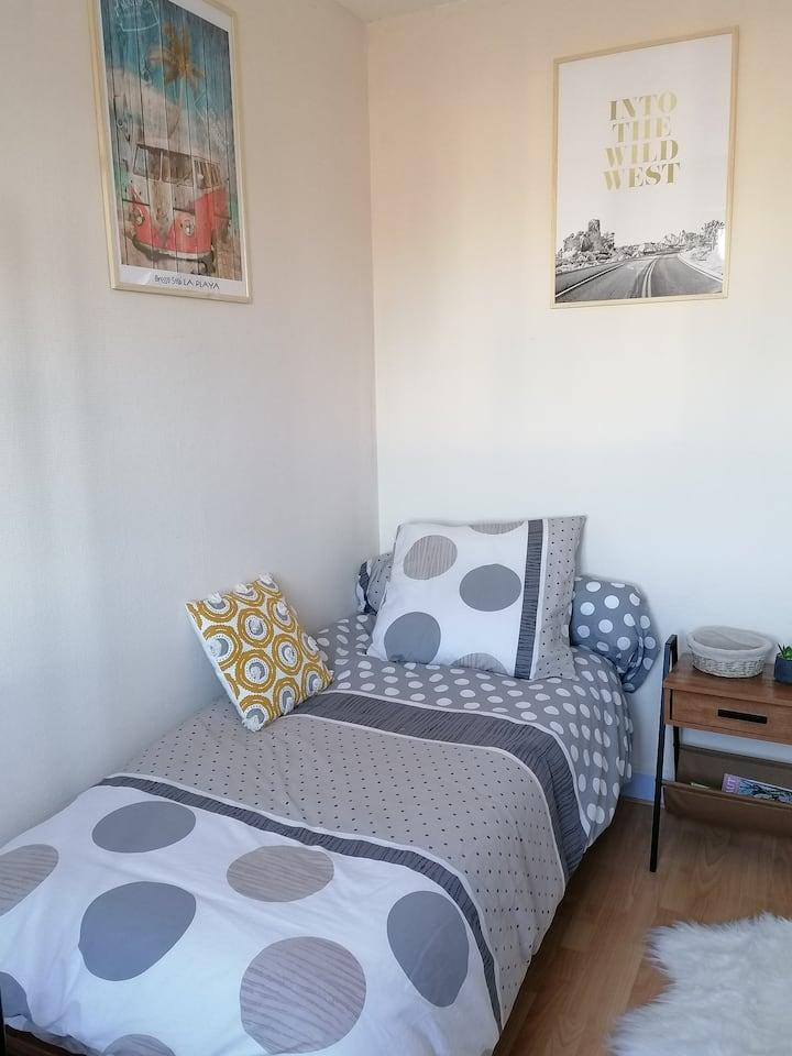 Appartement  cosy  réservé aux femmes/ only women