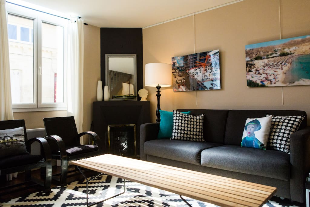 Confortable choppe bordelaise maisons louer for Maison louer bordeaux
