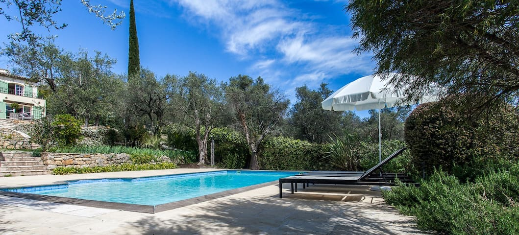 Exquisite Stylish Villa near Valbonne - Opio - Casa