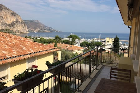 Quiet modern flat in town centre with sea view - Beaulieu-sur-Mer