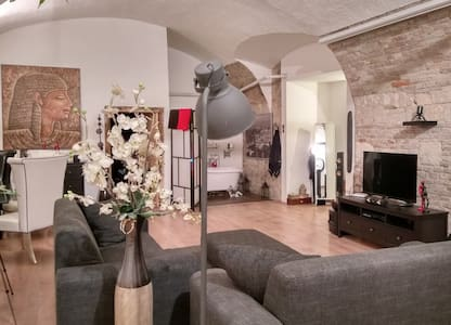Basement apartment in the Soho of Budapest - Budapest