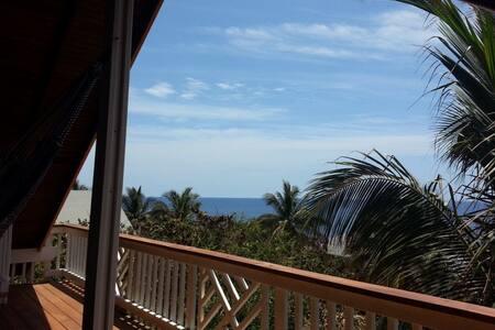 House in paradise, West Bay Roatan! - Roatan