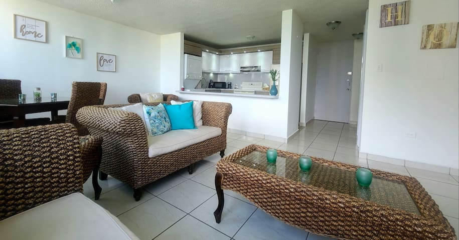 Comfortable and cozy apartment at La Milla de oro