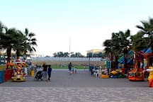 JLT park is perfect for kids