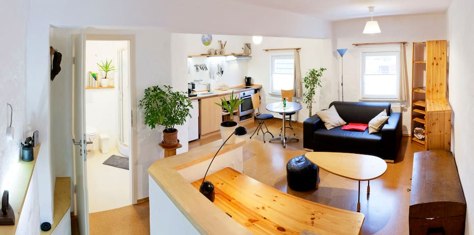 Apartment in central location - Coburg - Hus