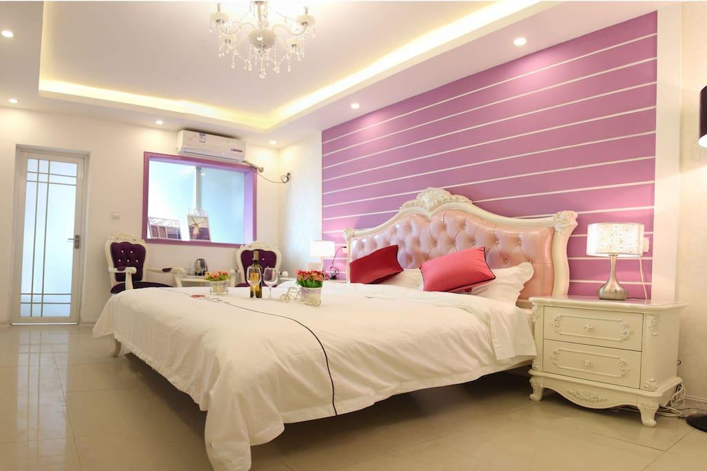 法式大床房宽1.8米