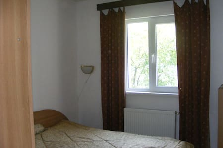 bedroom in my apartment - Brașov - Byt