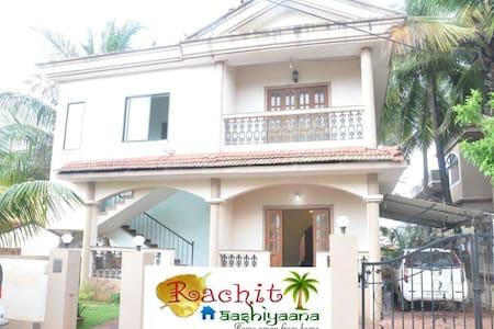 Rachit Aashiyana Villa, at Sangolda - Bardez