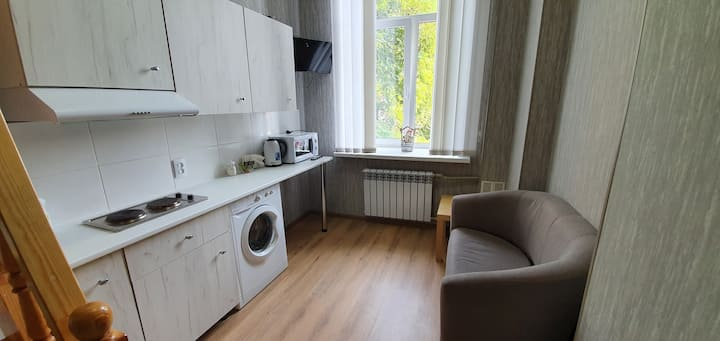 Comfortable studio in city center