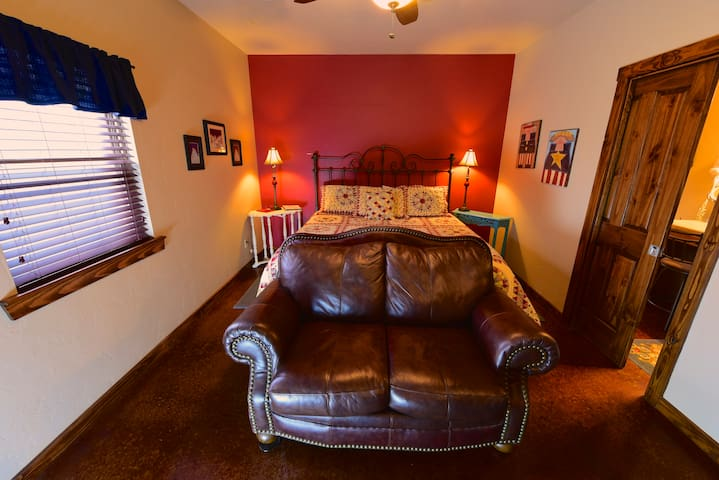 The Lazy T Suite #2