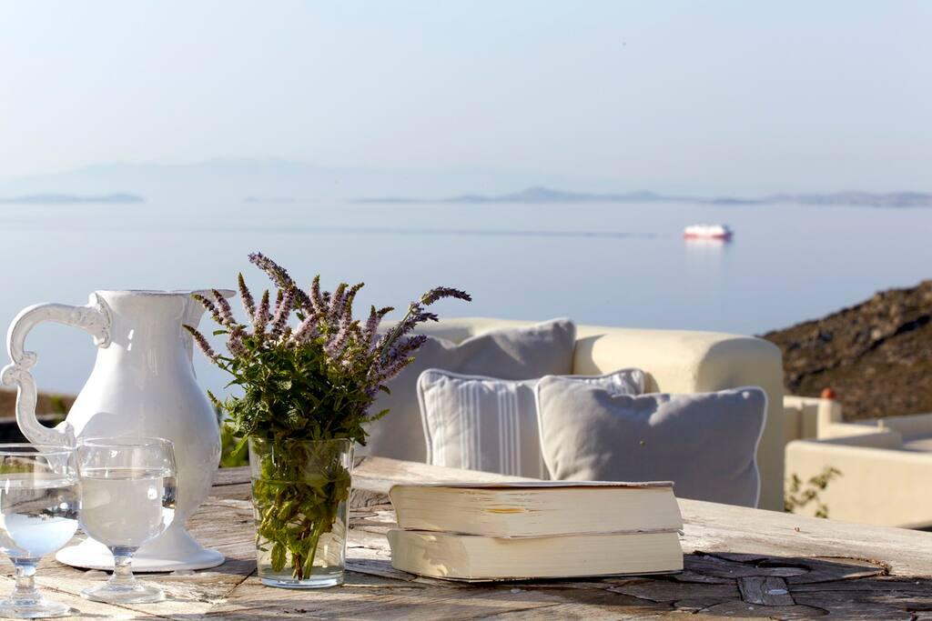 | Diles & Rinies Estate | Villas in Tinos