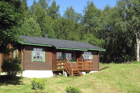 5 person holiday home in Brekke