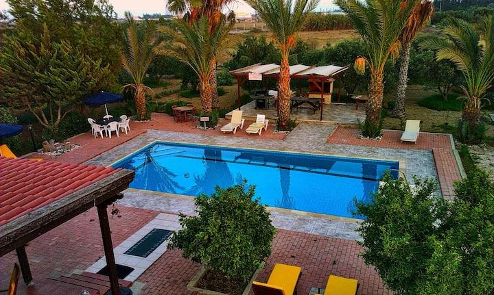 Vacation Hideaway near Larnaka